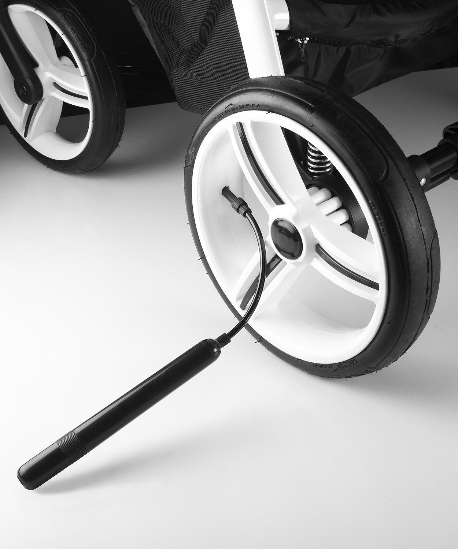 Pram tyre pump sutton bi metal hole saw